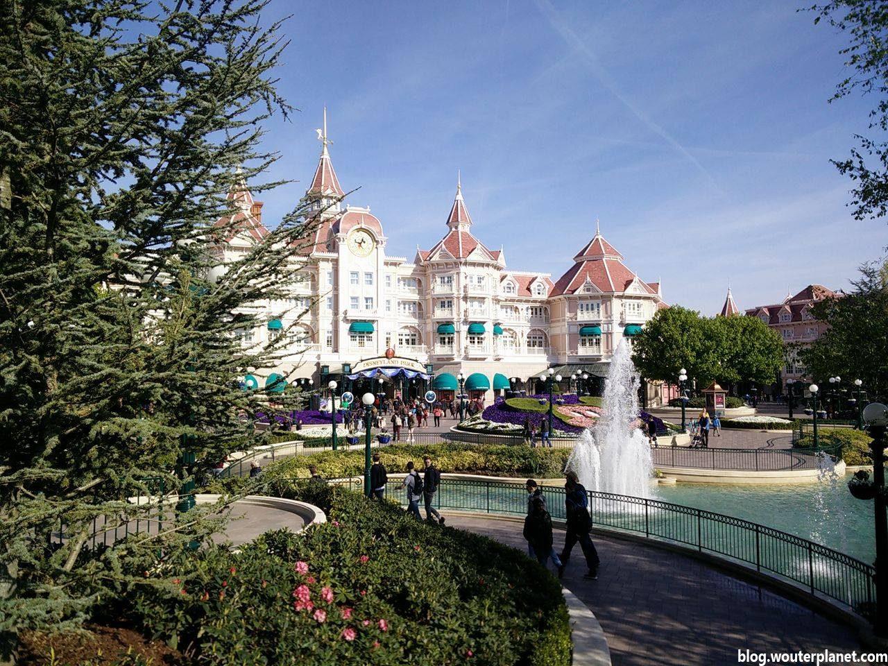 De terugkeer naar Disneyland