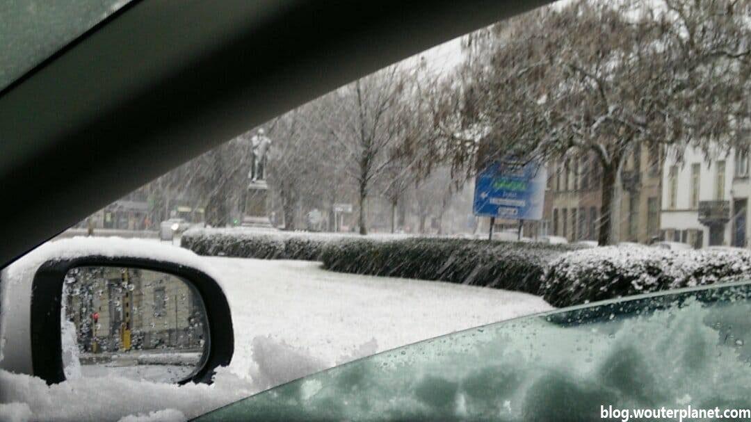 De Sneeuwcompilatie