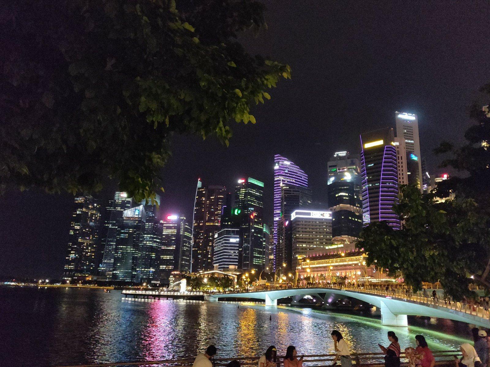 Singapore! deel 1