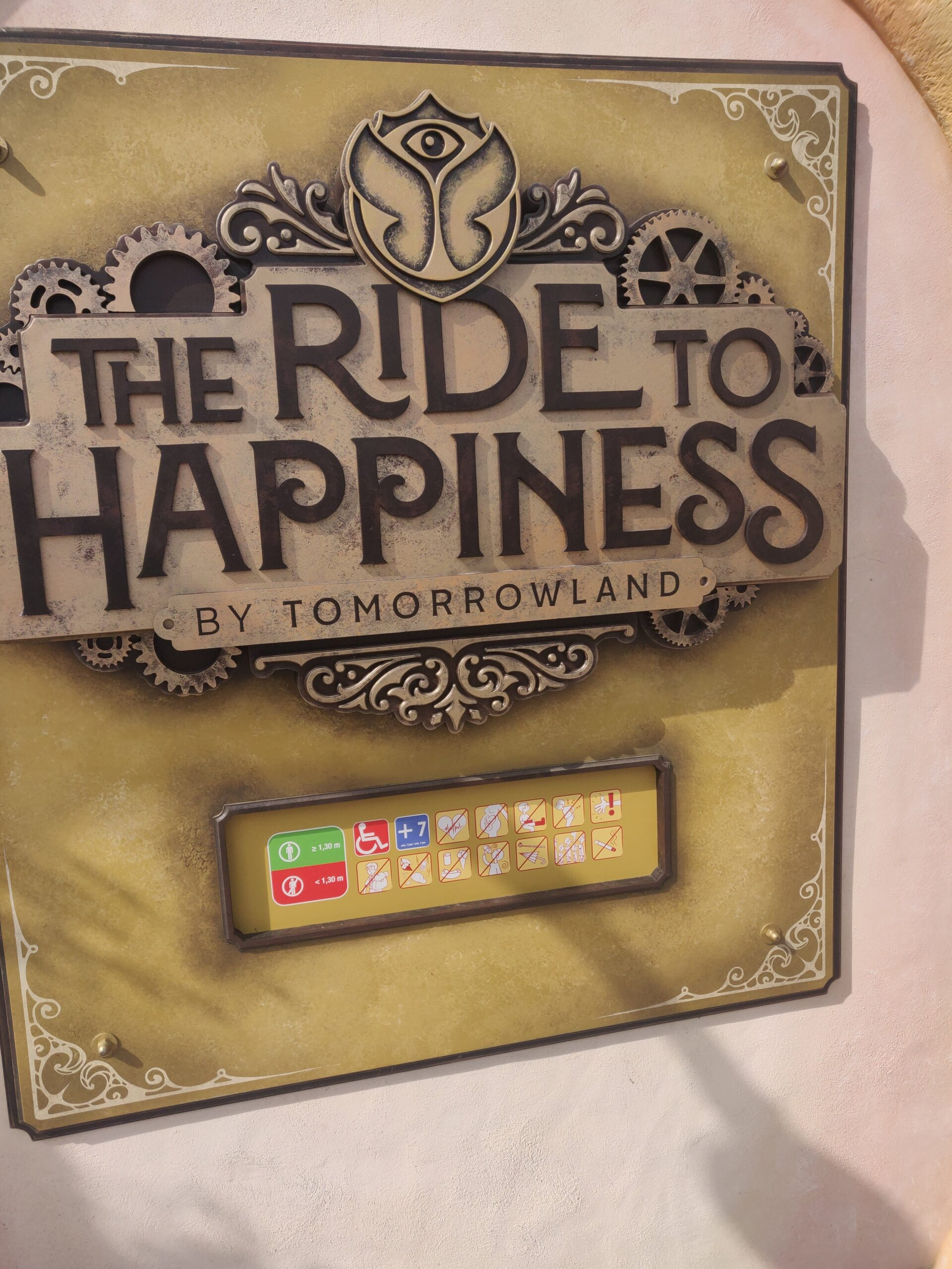 Plopsaland & The Ride To Happiness